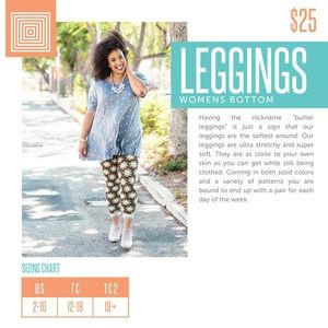 LuLaRoe Pants - LuLaRoe One Size Leggings
